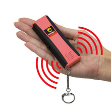 Load image into Gallery viewer, Mini Stun Gun Keychain With Alarm - Hornet 2