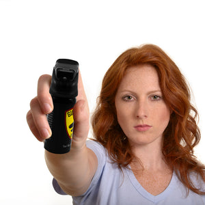 Flip-Top Pepper Spray w/ LED Light