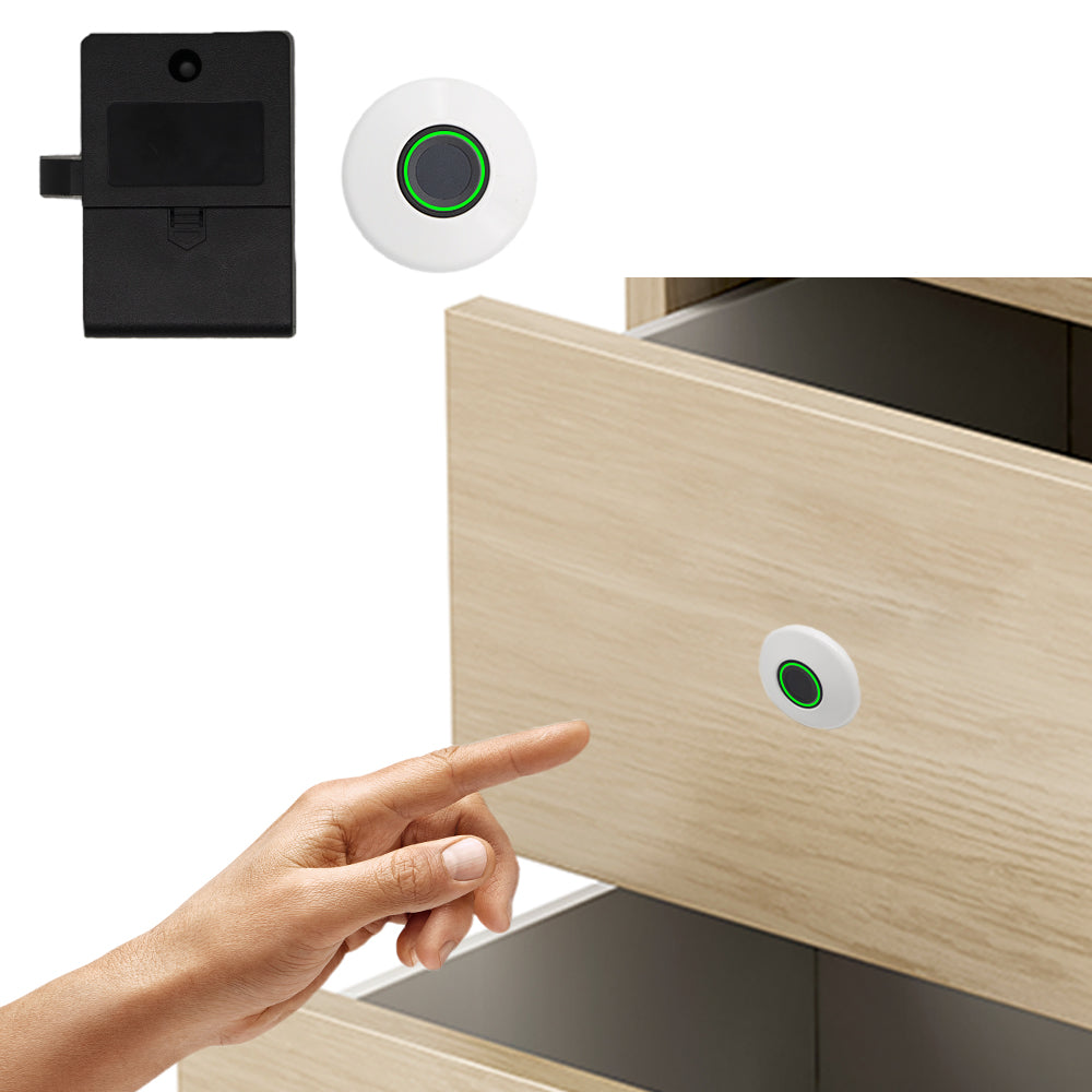 Biometric Drawer & Cabinet Lock
