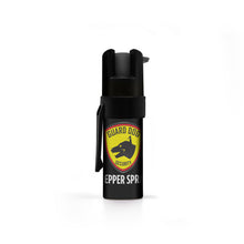 Load image into Gallery viewer, 1/2 oz. Pepper Spray with Collar Clip