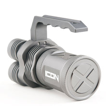 Load image into Gallery viewer, Icon - 3000 Lumens - Tactical Flashlight