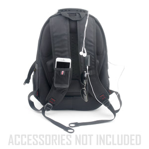 Proshield II - Bulletproof Backpack - Black