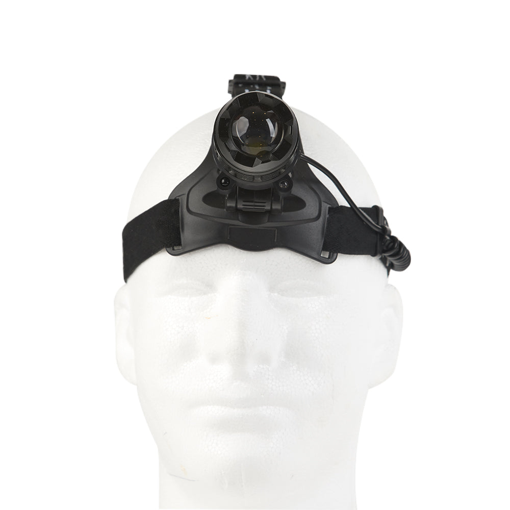TactForce Tactical Headlamp - 600 Lumens