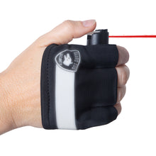 Load image into Gallery viewer, InstaFire Reflect  - 1/2 oz.  Pepper Spray with Reflective Activewear Hand Sleeve