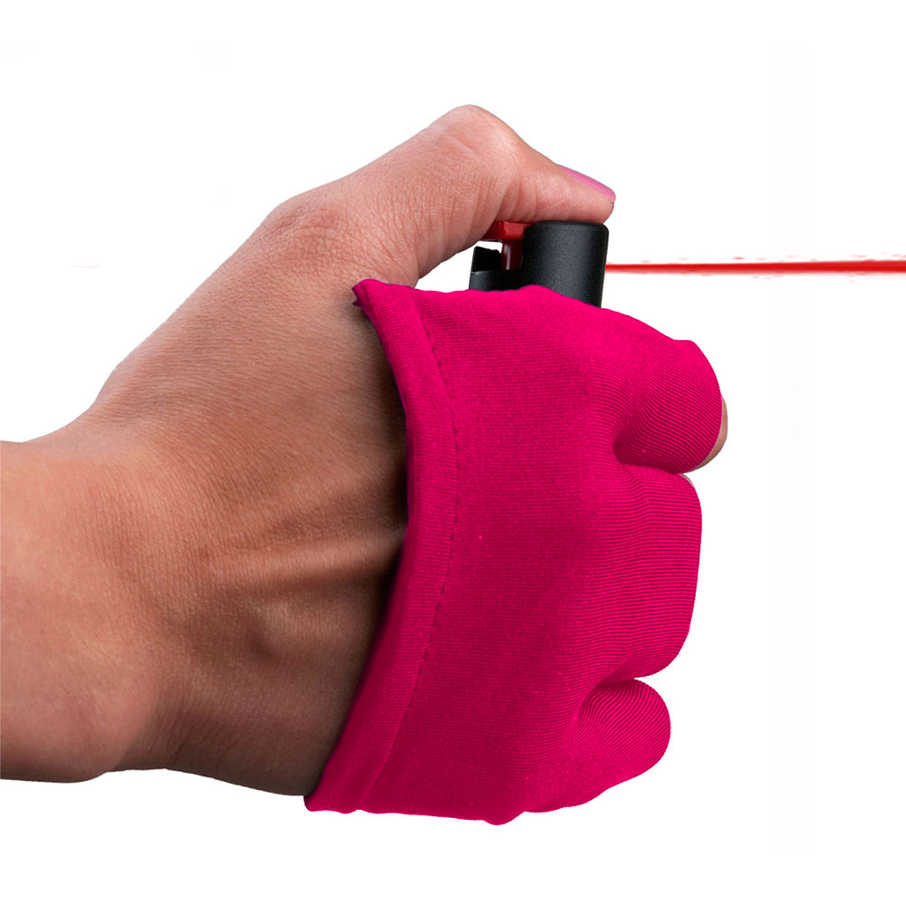 Pepper Spray with Activewear Hand Sleeve - InstaFire