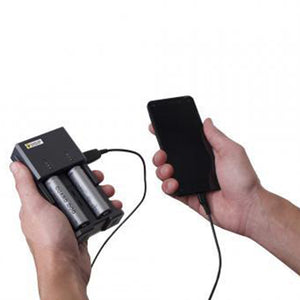 Dual Smart Battery Charger