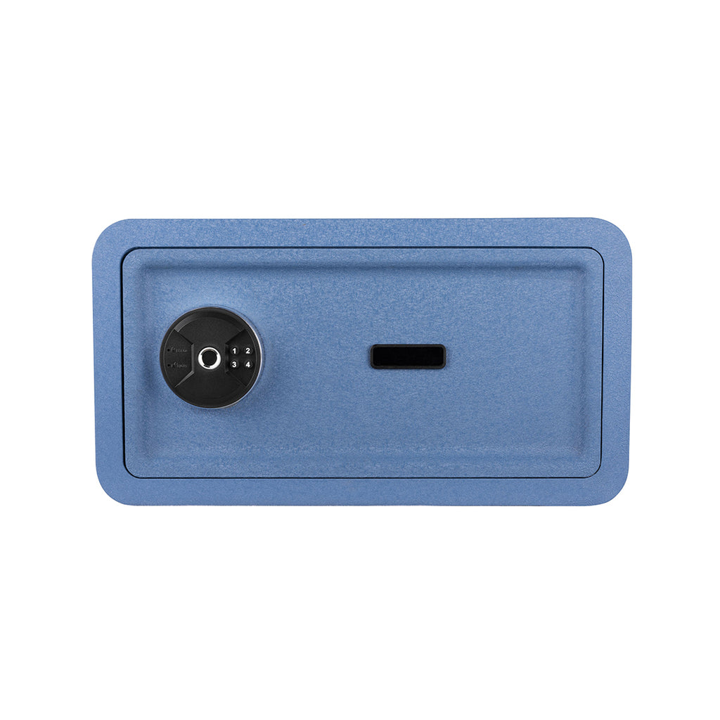 Biometric Safe With 3 Way Access