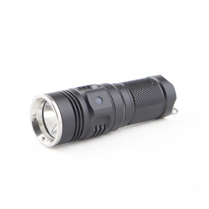 Forte - 280 Lumens - Tactical Flashlight Keychain