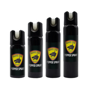Soft Case - 1/2 oz. Keychain Pepper Spray