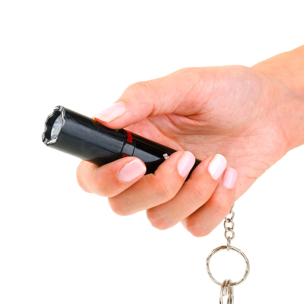 Pepper Spray Keychain w/ Hardcase
