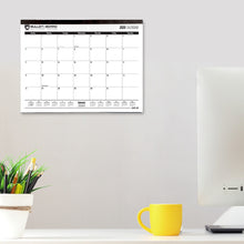 Load image into Gallery viewer, BulletInBoard - Bulletproof Desk Calendar