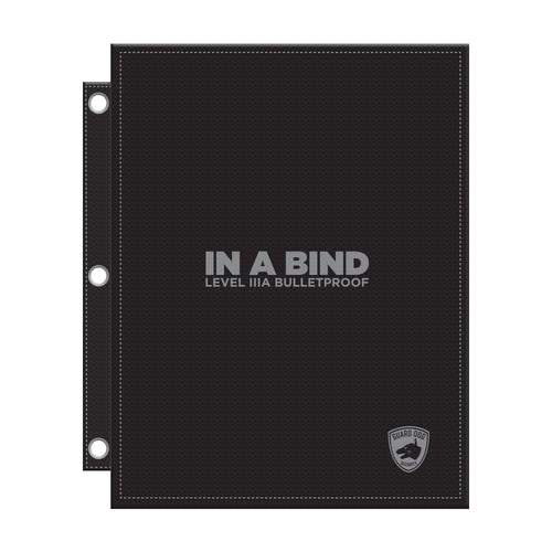 In A Bind Bulletproof Binder Inserts