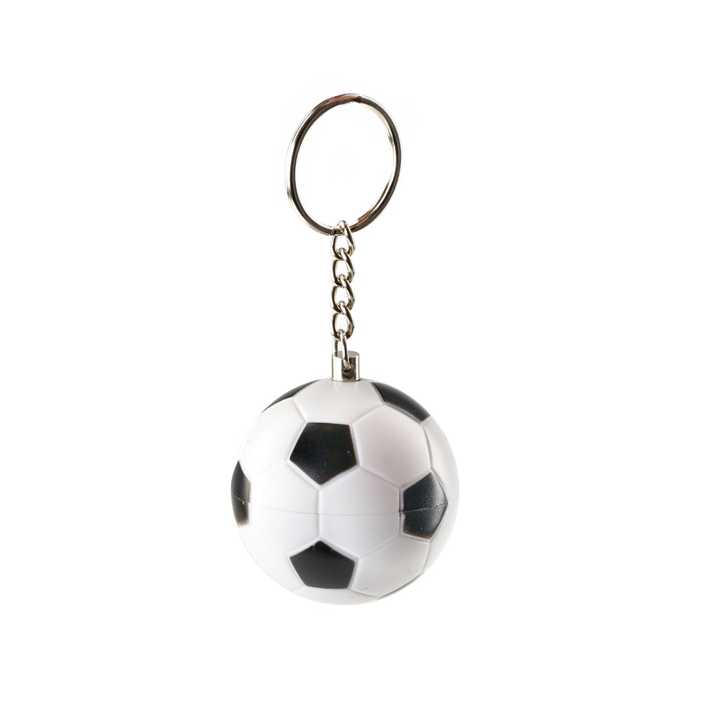 Personal Alarm Keychain - Soccer Ball