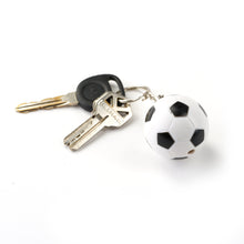 Load image into Gallery viewer, Personal Alarm Keychain - Soccer Ball