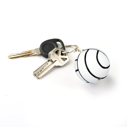 Sports Keychain Alarm - Volleyball