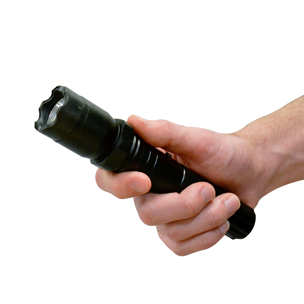 Stun Gun Flashlight With 320 Lumens - Diablo II