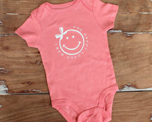 Load image into Gallery viewer, One Happy Loved Baby Girl Bodysuit