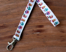 Load image into Gallery viewer, Desserts Lanyard