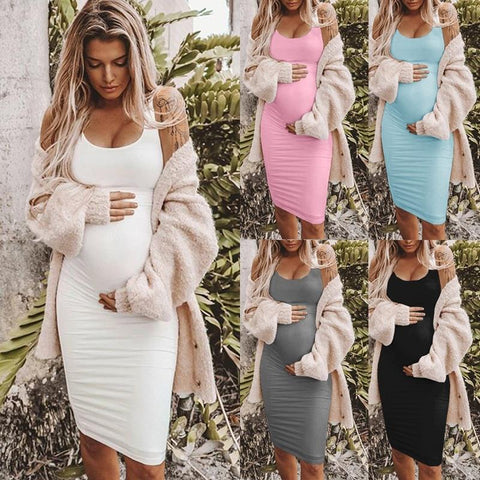 Summer  Maternity Dresses
