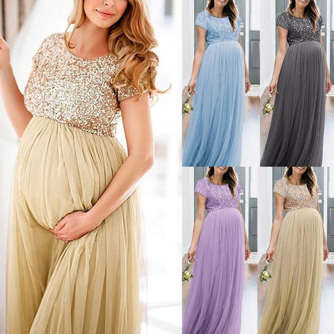 Maternity Long Dresses