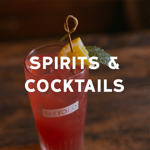 Spirits & Cocktails