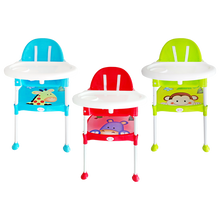 Load image into Gallery viewer, 3-in-1 Convertible High Chair