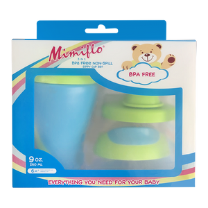 3-in-1 Sippy Cup Set