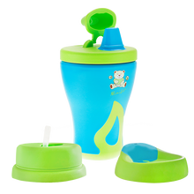 Load image into Gallery viewer, 3-in-1 Sippy Cup Set