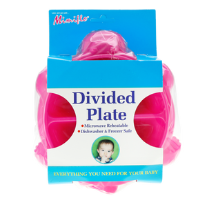 Hippo Divided Plate