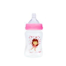 Load image into Gallery viewer, Wide Neck Feeding Bottle - Fairy Tale