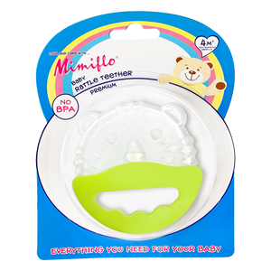 Baby Rattle Teether Premium
