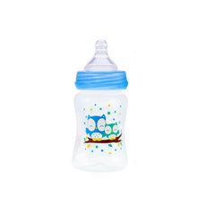 Load image into Gallery viewer, Wide Neck Feeding Bottle - Safari