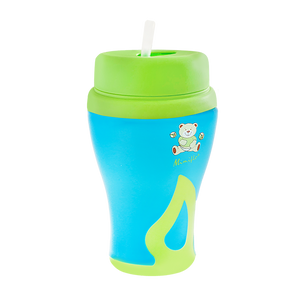 Silicone Straw Training Cup