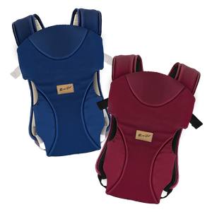 Soft 5-Way Baby Carrier