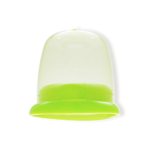 Patented Tri-Shape Cap