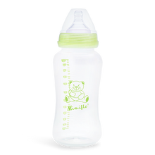 Load image into Gallery viewer, Wide Neck Feeding Bottle - Deluxe