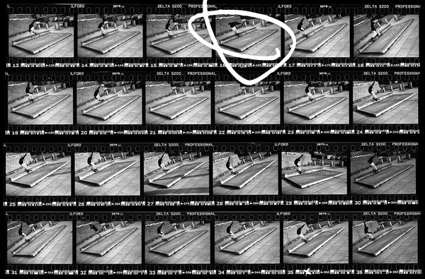 CHARLIE BIRCH - CONTACT SHEET
