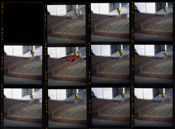 CONTACT SHEET - KORAHN GAYLE