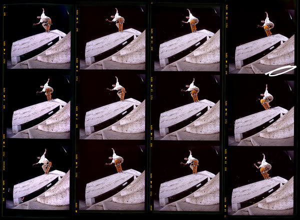 NEIL HERRICK - CONTACT SHEET