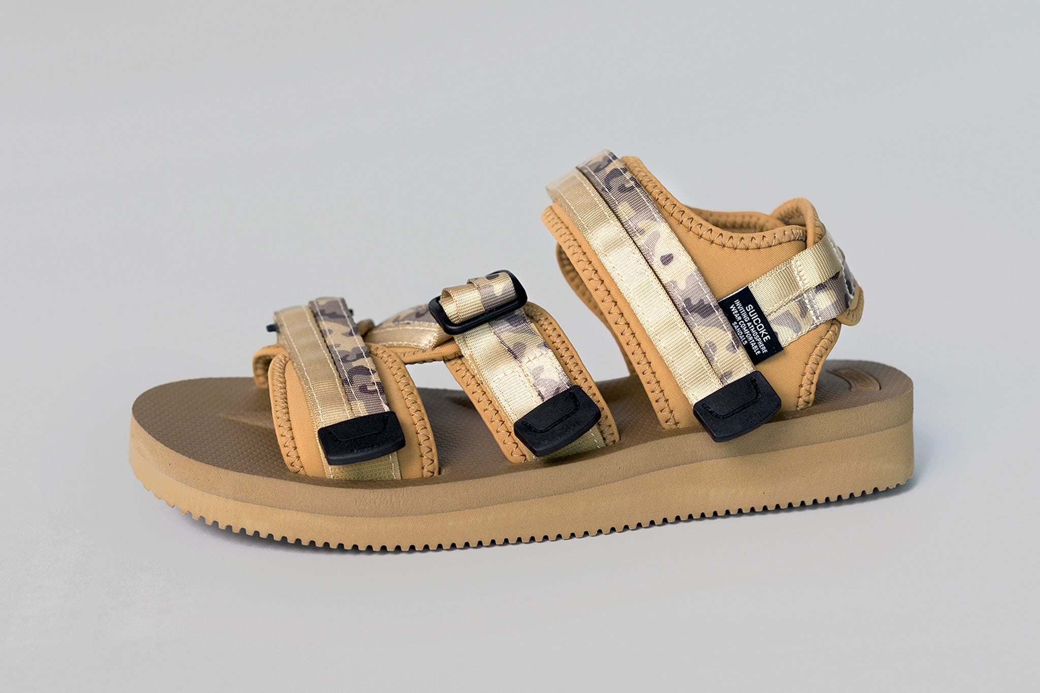 HIGHSNOBIETY X SUICOKE - SANDALS