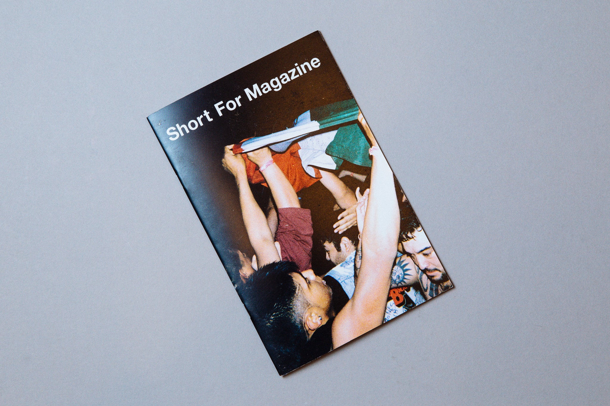 Short For Magazine Issue 2
