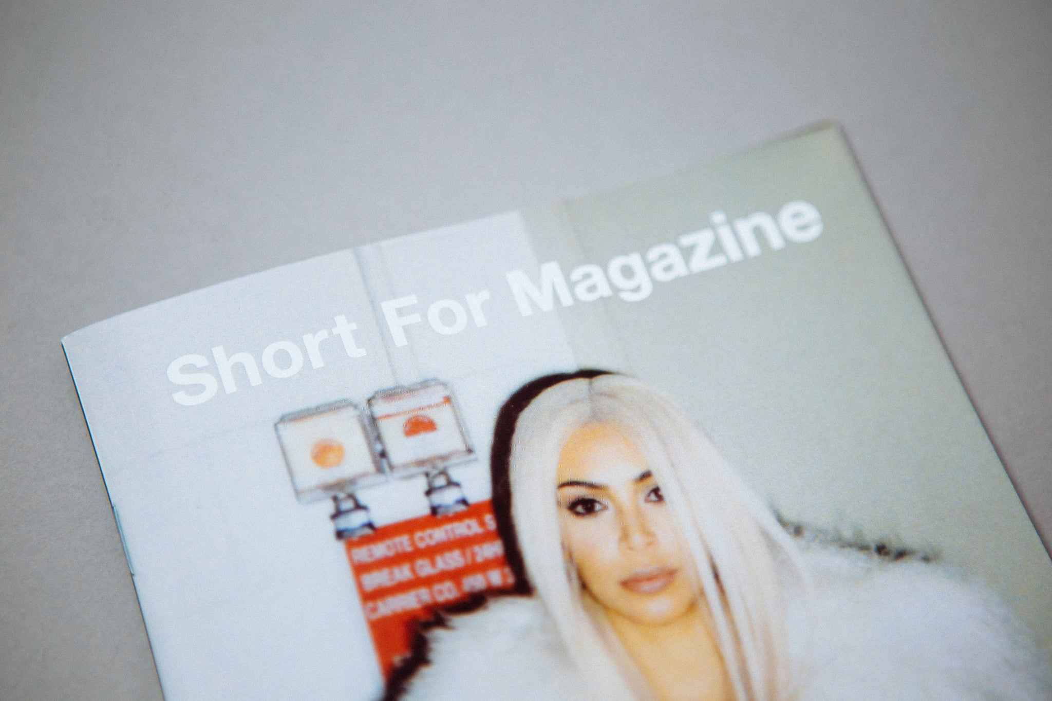 Short For Magazine Issue 1