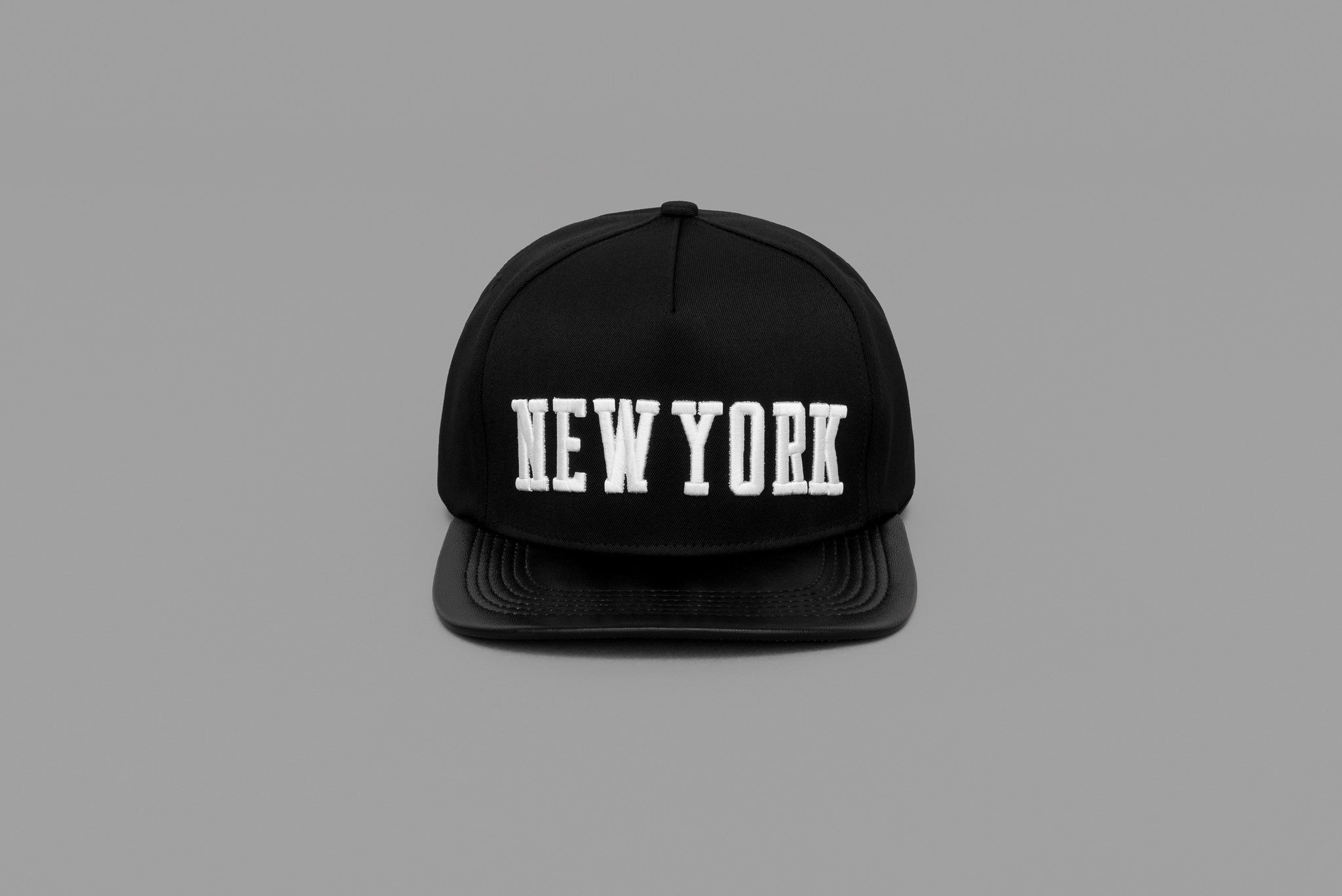 Highsnobiety x Stampd Snapback - New York