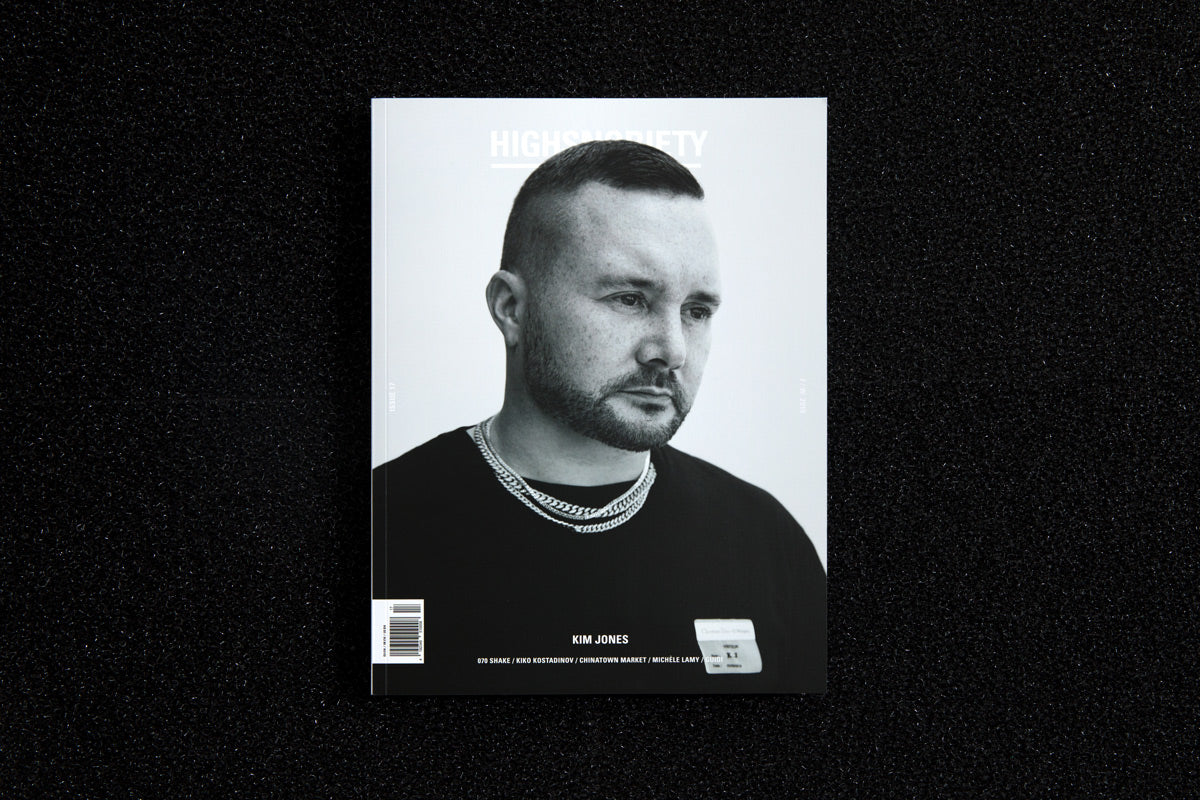 Highsnobiety Magazine Issue 17