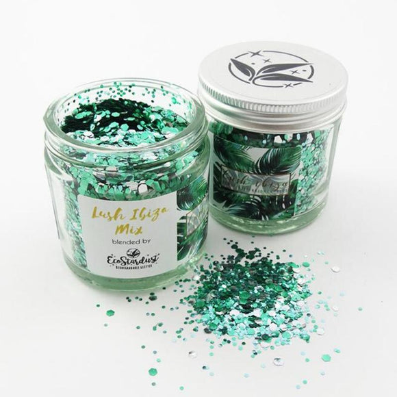 Eco glitter, natural make up, refillable items and more - SW Coast Refills