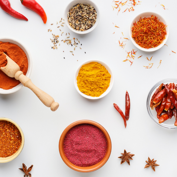 Dried Loose Spices | Herbs & Spices - SW Coast Refills