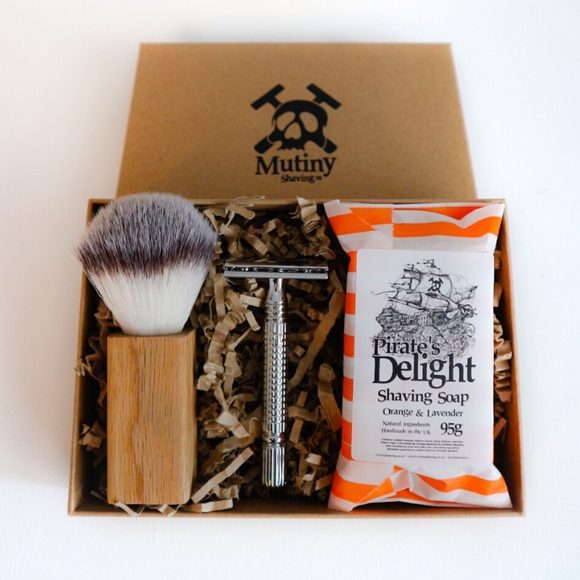 Safety Razor Shaving Kits - Eco Friendly Shaving - SW Coast Refills