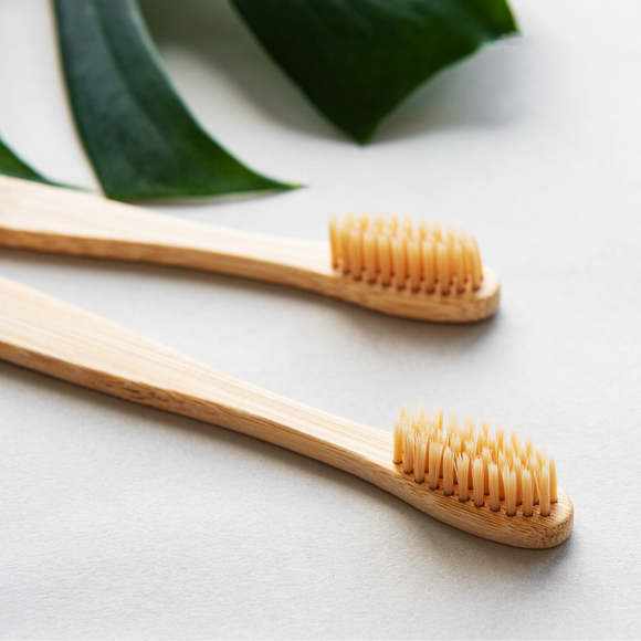 Say no to single use plastics with our Bamboo and Biodegradable Toothbrush Range - SW Coast Refills