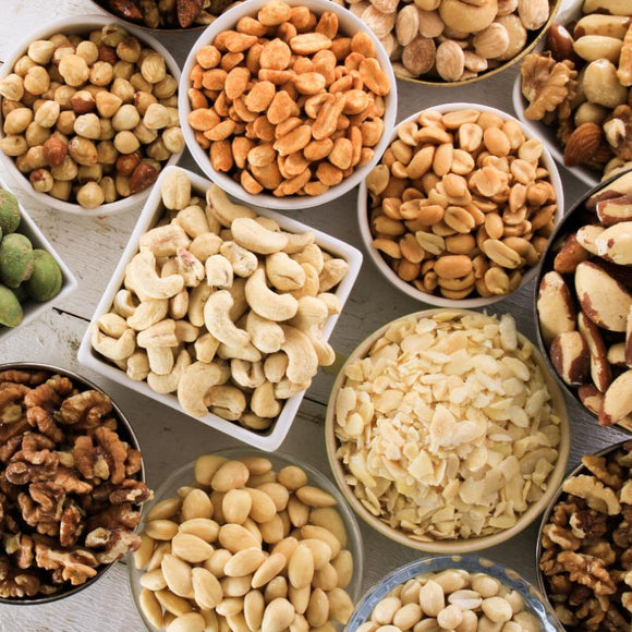 Loose Nuts for Snacking and Baking - SW Coast Refills