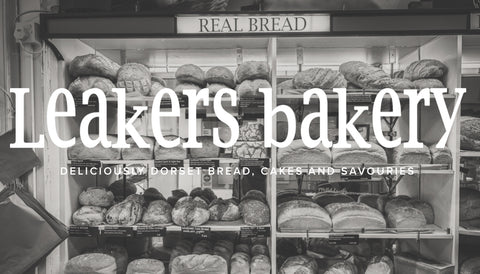 Leakers Bakery - Traditional Artisan Bakery based in Bridport, Dorset provides baked goods and handmade loaves to SW Coast Refills each week. Bread days are Tuesday Friday Saturday and Sourdough Loaves only on a Sunday.